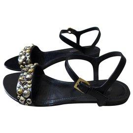 Louis Vuitton-Louis Vuitton Sandale-Noir