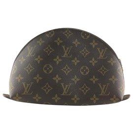 Louis Vuitton-Louis Vuitton Trousse ronde-Marron