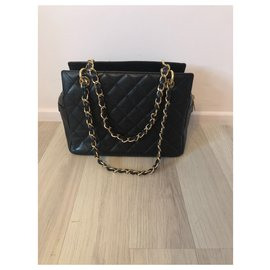 Chanel-Petit sac shopping chanel-Noir