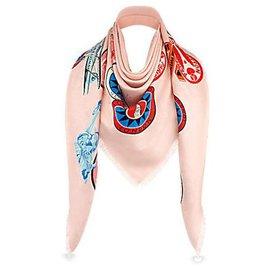 Louis Vuitton-Echarpes-Multicolore