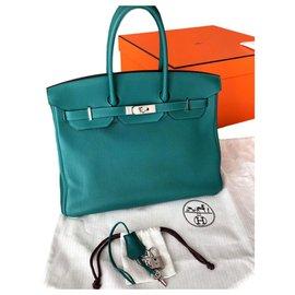 Hermès-Birkin-Vert
