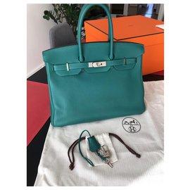 Hermès-Birkin-Green