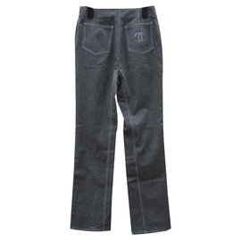 Chanel-Jeans-Grey