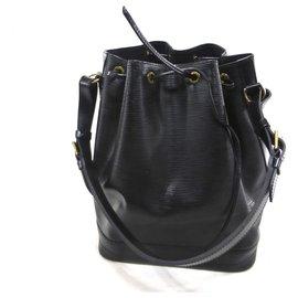 Louis Vuitton-NOE GM EPI NOIR-Noir