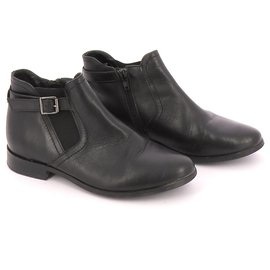 Minelli-Bottines / Low Boots-Noir