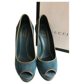 f3744d47f03 Second hand Gucci luxury shoes - Joli Closet