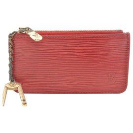 Louis Vuitton-Coffret Louis Vuitton-Rouge