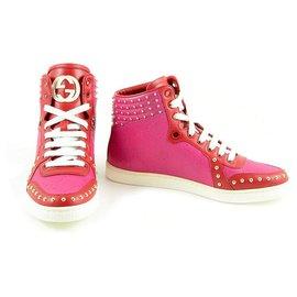 Gucci-Gucci Sneakers Nouveau-Fuschia