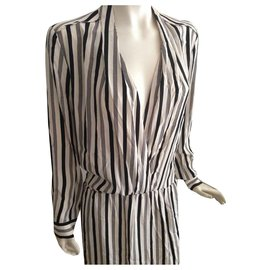By Malene Birger-By MALENE BIRGER, sublime robe en soie, taille 40/3/L-Autre