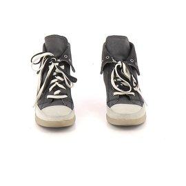 Dkny-Sneakers-Bleu Marine