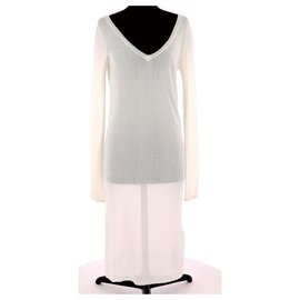 Bel Air-Robe-Blanc