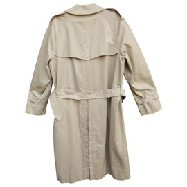 Burberry-trench Burberry vintage taille 54-Beige