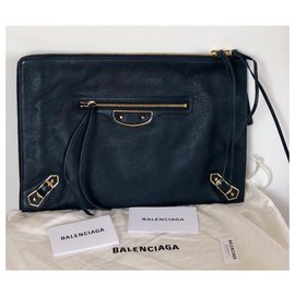Balenciaga-Handbags-Blue