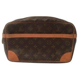 Louis Vuitton-Louis Vuitton - Compiègne 28 - Vintage-Marron