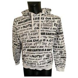 Kenzo-hoodie garçons-Blanc
