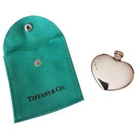 Tiffany & Co-Charmes de sac-Argenté