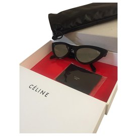 Céline-Cat eye Céline-Black