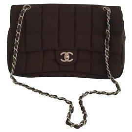 Chanel-Chanel - Timeless - Marron-Marron