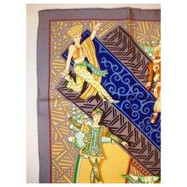 Hermès-RUSSIAN BALLETS-Multiple colors