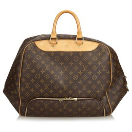 1cfdc3ce37a Louis Vuitton-Louis Vuitton Evasion Toile Monogramme Marron-Marron ...