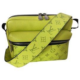 Louis Vuitton-Taschen Aktentaschen-Gelb