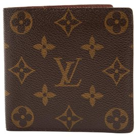 Louis Vuitton-Louis Vuitton - Wallet - Vintage-Brown