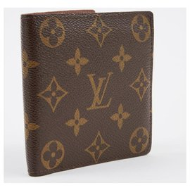 Louis Vuitton-Louis Vuitton - Geldbörse - Vintage-Braun