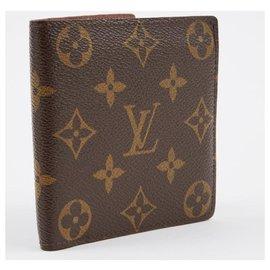 Louis Vuitton-Louis Vuitton - Portefeuille - Vintage-Marron