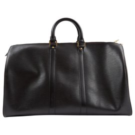 Louis Vuitton-Louis Vuitton - Keepall 45 - Vintage-Noir