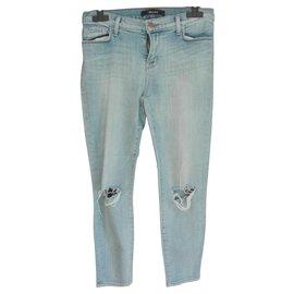 J Brand-Jeans-Hellblau