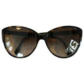 5c3c5ebb1b Chanel-Sunglasses-Dark brown ...