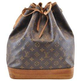Louis Vuitton-Louis Vuitton Noe GM-Marron