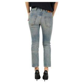 Gucci-Gucci jeans nouveau-Bleu