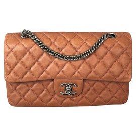 Chanel-Classique-Rose,Orange,Corail