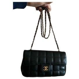 Chanel-Mini Chanel-Noir
