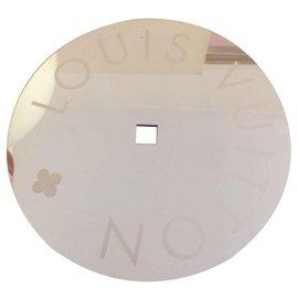 Louis Vuitton-Cadre Louis vuitton-Silvery