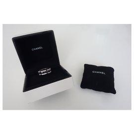 Chanel-BAGUE ULTRA CHANEL DIAMANTS-Noir