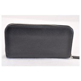 Prada-Prada Long Wallet-Black