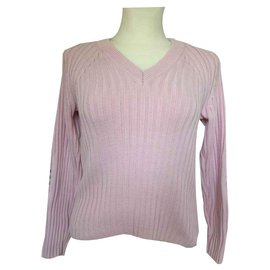 Burberry-BURBERRY pullover-Pink