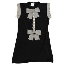 Chanel-Tuniques-Noir