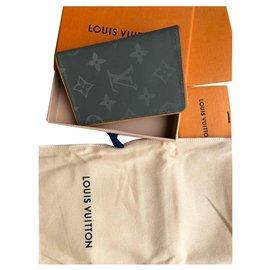 Louis Vuitton-Louis Vuitton portefeuille nouvelle édition limitée-Métallisé