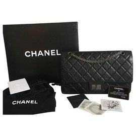 Chanel-Reissue 277-Black