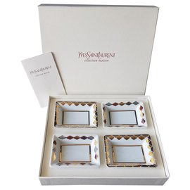 Yves Saint Laurent-Misc-White,Multiple colors