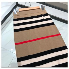 Burberry-Burberry Knit Skirt XS-Other