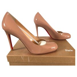 Christian Louboutin-Simple Pump 100-Pink