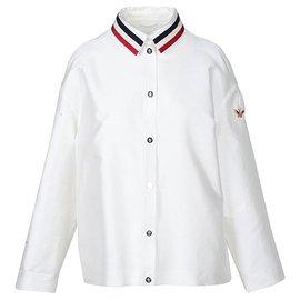 Moncler-Moncler veste nouvelle-Blanc