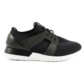 Moncler-Moncler sneakers new-Black