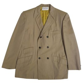 Calvin Klein-Blazers Jackets-Multiple colors,Yellow