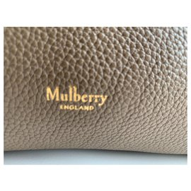 Mulberry-Mulberry Camden-Taupe