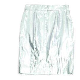 Chanel-SILVER PENCIL FR40/42-Silvery
